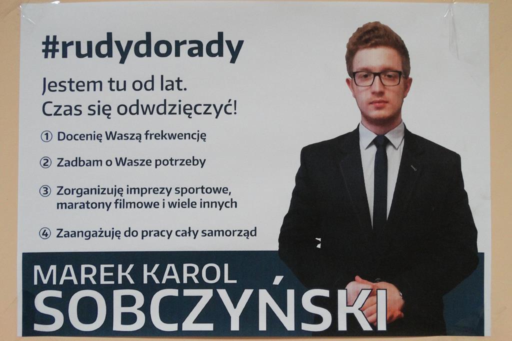 Wybory Do Samorządu Uczniowskiego I Liceum